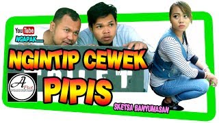 Download Video Film Pendek : NGINTIP CEWEK PIPIS ~ Humor Ngapak Komedi Lucu Banyumasan MP3 3GP MP4