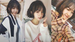 小十一BabeYuu - Tik Tok Babeyuu cô nàng tóc ngắn được yêu thích nhất Tik tok Trung Quốc #7