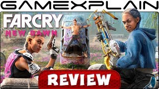 Far Cry: New Dawn - REVIEW (PS4, XBox One, PC)