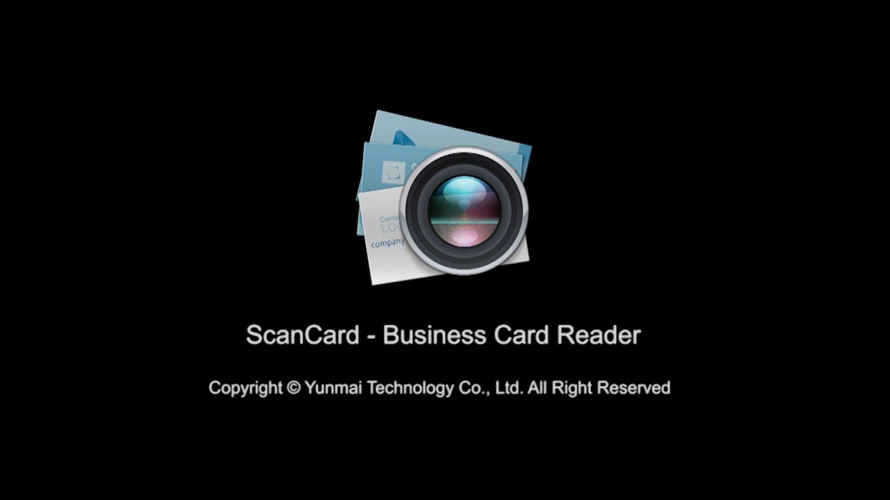 ScanCard - Manage Your Business Contacts in a Digital Way - YouTube