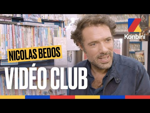 Nicolas Bedos - Adrian Lyne, il a énormément joué sur nos érections   Vidéo Club   Konbini