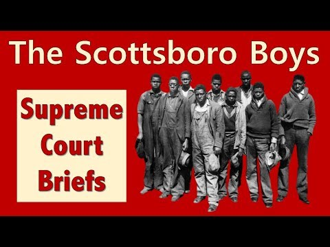 Guilty Until Proven Innocent | The Scottsboro Boys Cases from YouTube · Duration:  12 minutes 18 seconds