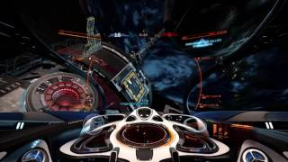Elite Dangerous Arena - My Perfect Game