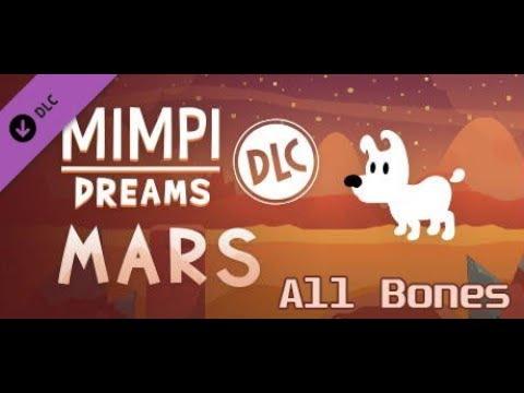 Mimpi Dreams Mars DLC All Bones (все кости)
