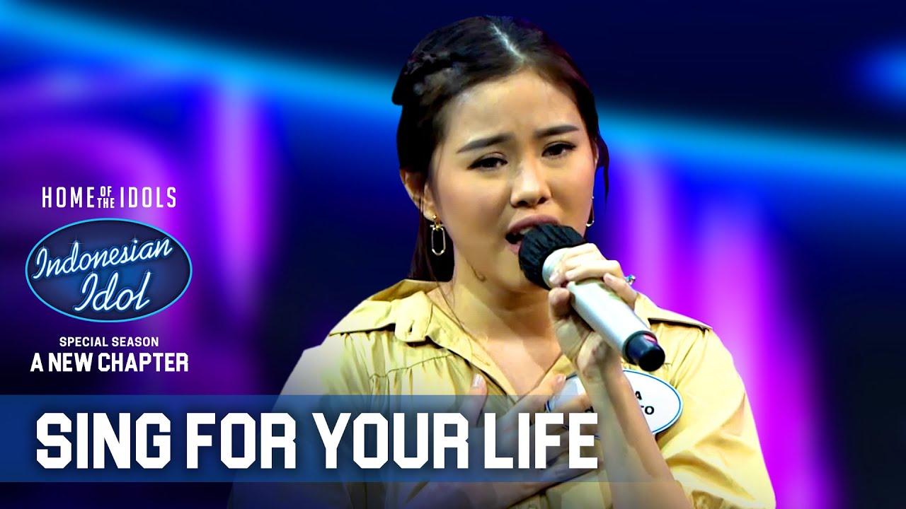 Download MELISA HARTANTO - KAMU DAN KENANGAN (Maudy Ayunda) - Indonesian Idol 2021