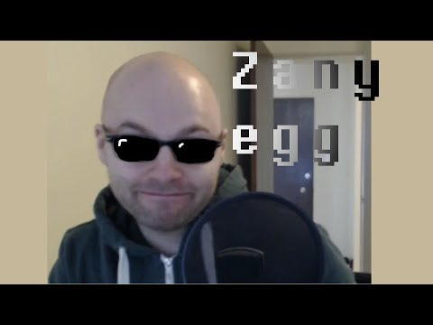 Northernlion and the ACTUAL embodiment of zany
