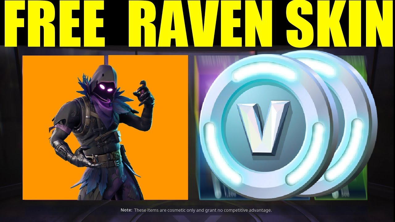 How To Get Raven Outfit Free Fortnite Skin Raven Skin Deep