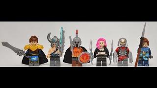 Lego falso de League of legends pero con calidad.