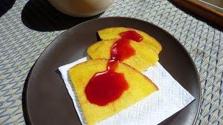 Receta: Tortilla de Chuchoca (Sémola de maíz) sirve de base para tacos [Sin Gluten ni Leche]