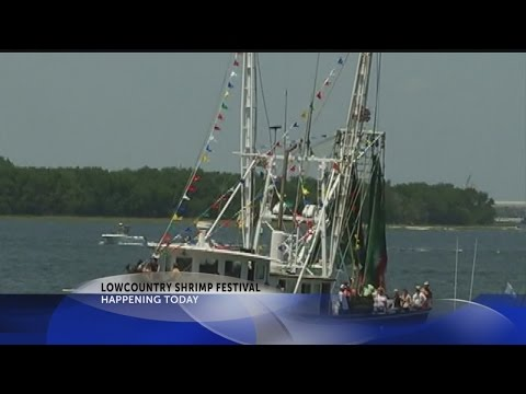 Lowcountry Shrimp Festival & Blessing of the Fleet event Saturday