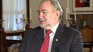 ENTREVISTA JOSÉ SARNEY - PARTE 1 - AVESSO - TV GUARÁ