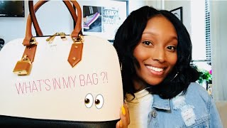 What's In My Bag 2018 | Jasmine Decas