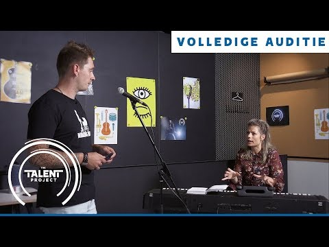 Martin | The Talent Project 2018 | Volledige Auditie