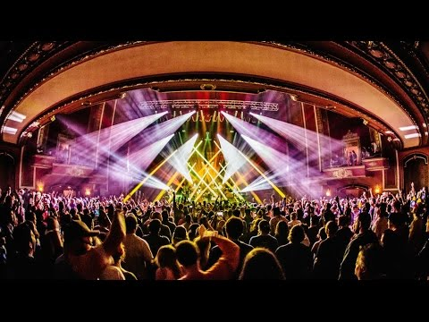 Umphrey's McGee: Can't Rock My Dream Face (MASHUP)