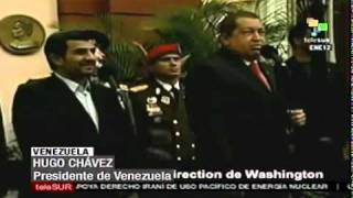 AFP distorts Hugo Chavez