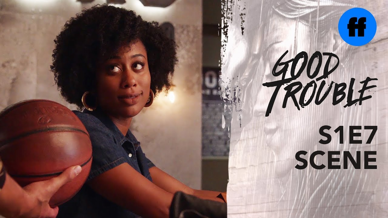 Download Good Trouble Season 1, Episode 7 | Love & Basketball | Freeform