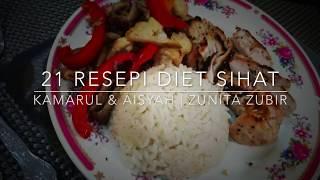 Resepi 4: Ayam BBQ | 21 Resepi Kurus