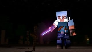 "♪ ""Little Square Face"" Minecraft Animation (Music Video) Minecraft Song"