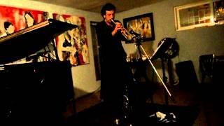 Daniel Hewson (piano) e Ricardo Pinto (trompete) - Cascais Jazz Club