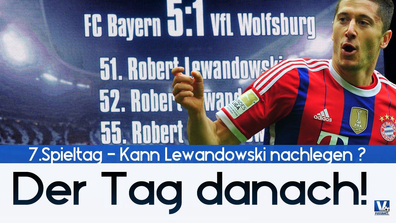 Bundesliga 7 Spieltag