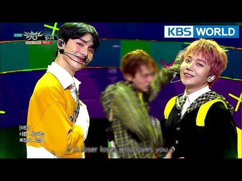 PENTAGON - Shine | 펜타곤 - 빛나리 [Music Bank / 2018.04.20]