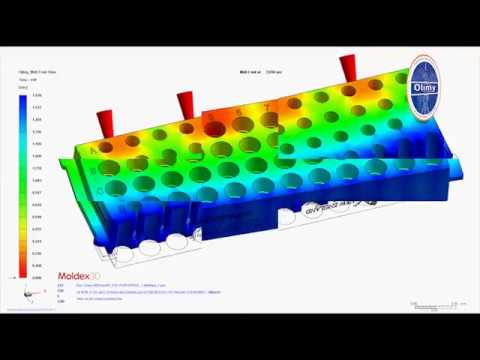 Why Ideal Tech moldflow analysis
