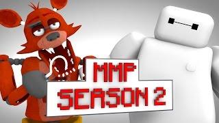 MMP Season 2 Compilation! - (Minecraft Animation)