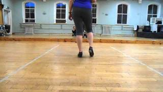 Improvers Tap - Gregory Hines step and