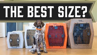 What Size Crate Does My Dog Need?
