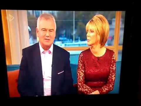Eamonn Holmes is called a C*NT by his Wife on Air