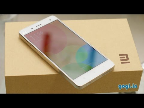 Xiaomi Mi4 review (Indian version) premium handset with stainless steel frame