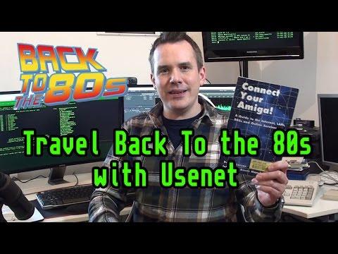 Experience Usenet As It Was In 1987
