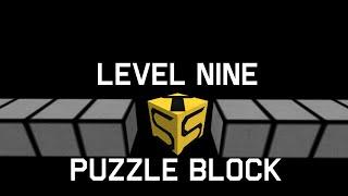Gambar cover Puzzle Block - Level 9