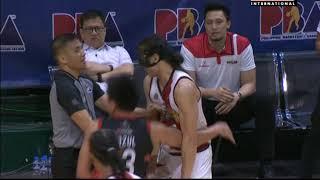 PBA Philippine Cup 2019 Highlights: Phoenix vs SMB heated altercation April 23, 2019