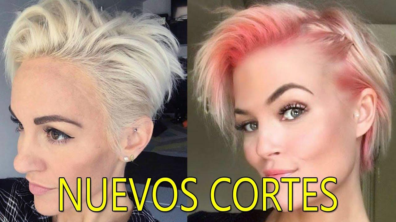 Cortes de cabello para cabello corto 2017