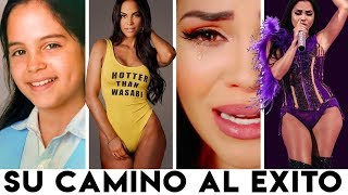 Natti Natasha - Su Camino al éxito | Desde Su Niñez, Superar Cancer y hasta grabar con Daddy Yankee