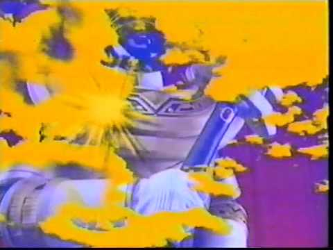 "Power Rangers Zeo - ""Gold Lining"" promo (10s)"