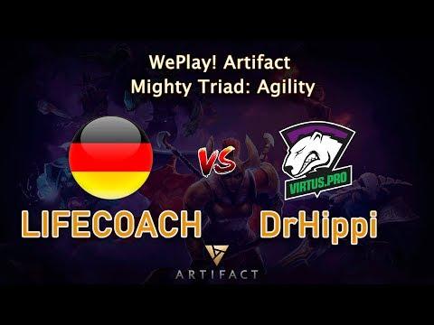 Lifecoach vs DrHippi vod