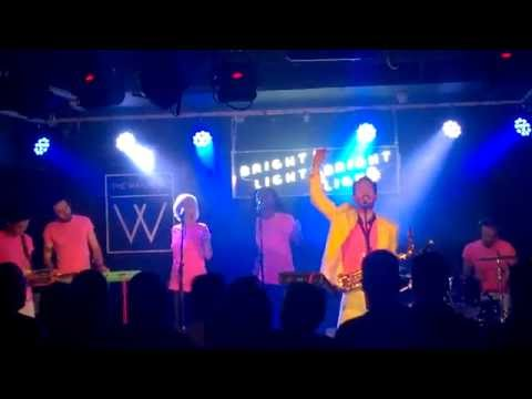 Bright Light Bright Light - Running Back To You - live at The Wardrobe, Leeds 30/10/2016