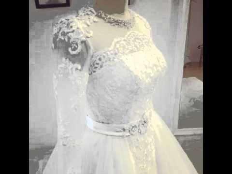 Mermaid Detachale Train Wedding Dress By China Amanda Novias