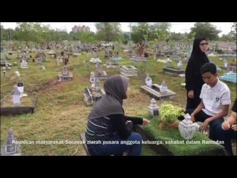 Ramadan di tanah kubur