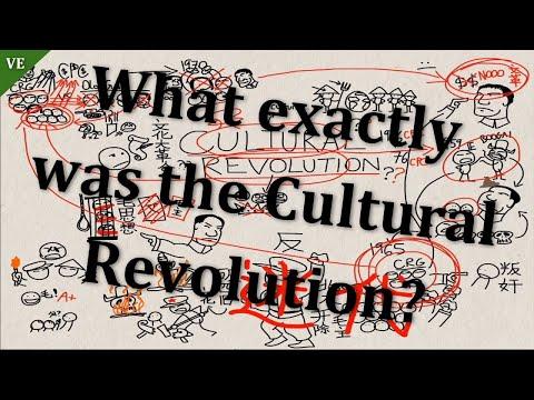 Cultural Revolution - how cultural? how revolutionary?