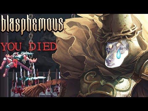 ON THIS DAY I RAGE..- Blasphemous Gameplay #6 |