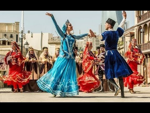 Azerbaijan - The Land of Magic Colours. Baku, Azerbaijan, Баку, Азербайджан, Bakı, Azərbaycan.