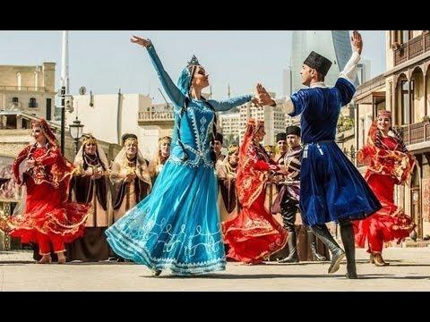Azerbaijan - The Land of Magic Colours. Baku, Azerbaijan, Баку, Азербайджан, Bakı, Azərbaycan.