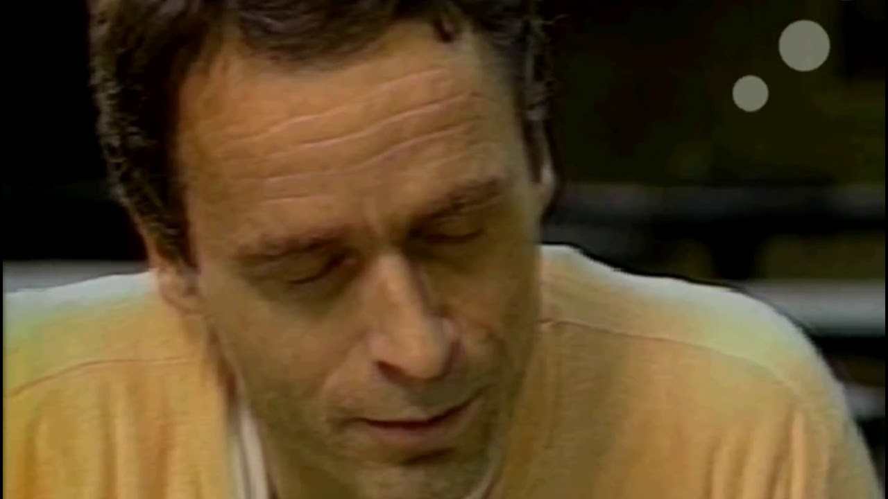 Ted Bundy Pre-Execution Interview Report - YouTube