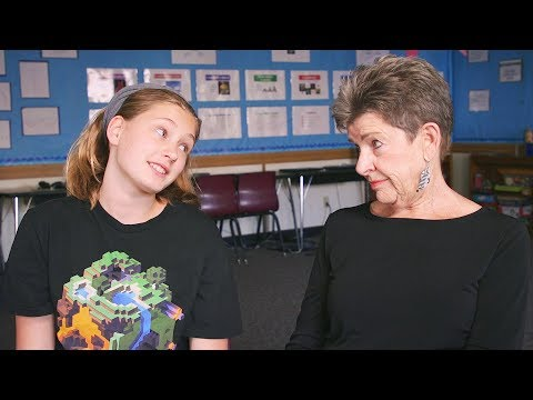 Preview for VOICE Mentors: Anna and Anne
