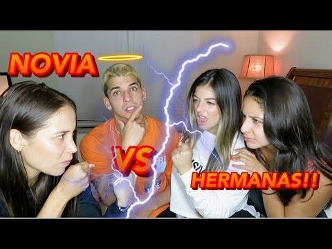 QUIEN CONOCE A LEGARDA MEJOR? HERMANAS VS LUISA FERNANDA W