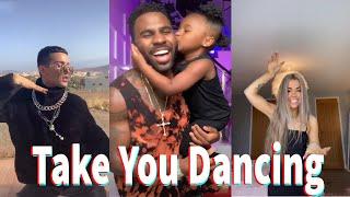 Download Lagu Take You Dancing - Jason Derulo New Dance TikTok Compilation MP3