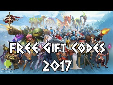 Art of Conquest (AoC) - FREE Gift Codes 2017